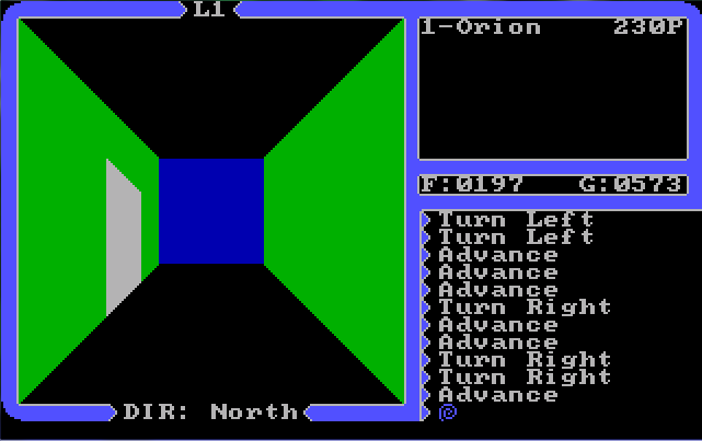 Ultima IV - Dungeon