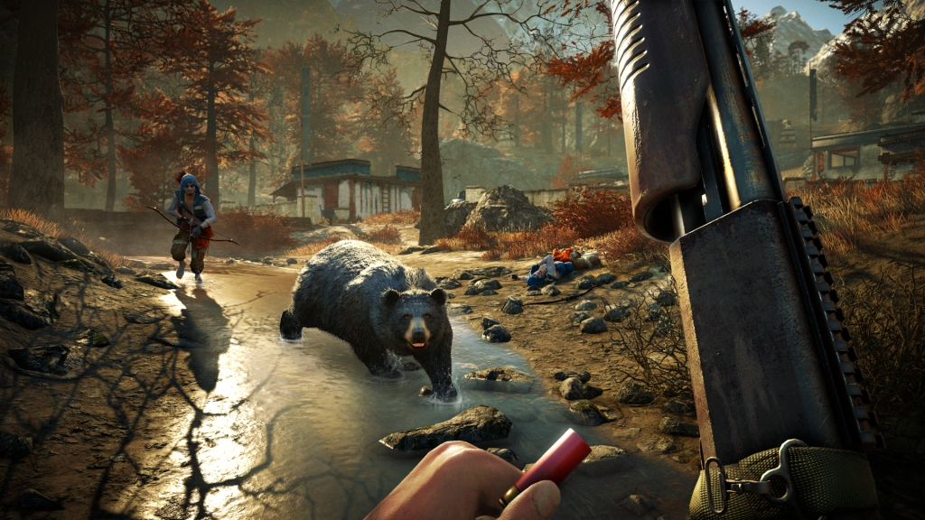 Far Cry 4 - Gameplay