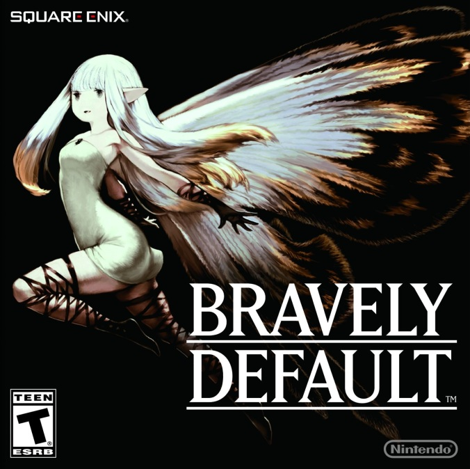 Bravely Default - Box