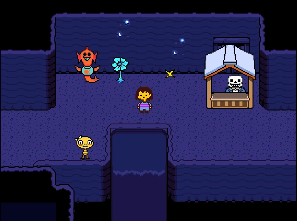 Undertale - Overworld