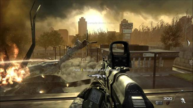 Modern Warfare 2 - Gameplay
