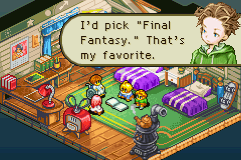Final Fantasy Tactics Advance - Favorite Game