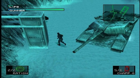 Metal Gear Solid - Tank