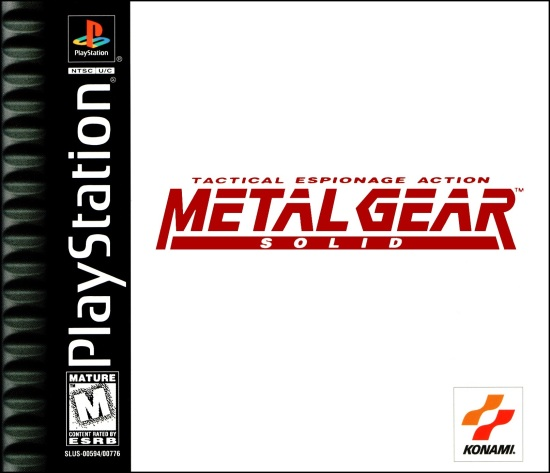 Metal Gear Solid -