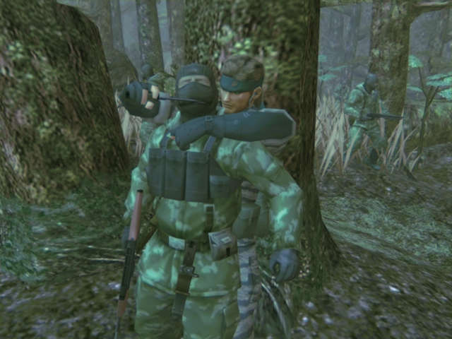 Metal Gear Solid 3 - CQC