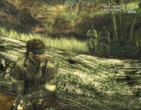 Metal Gear Solid 3 - Gameplay