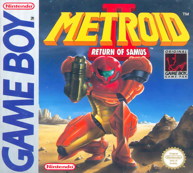Metroid II - Return of Samus