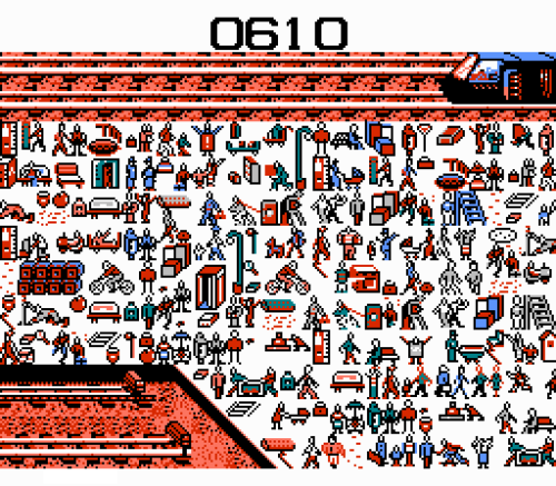 Where's Waldo NES - Who Knows