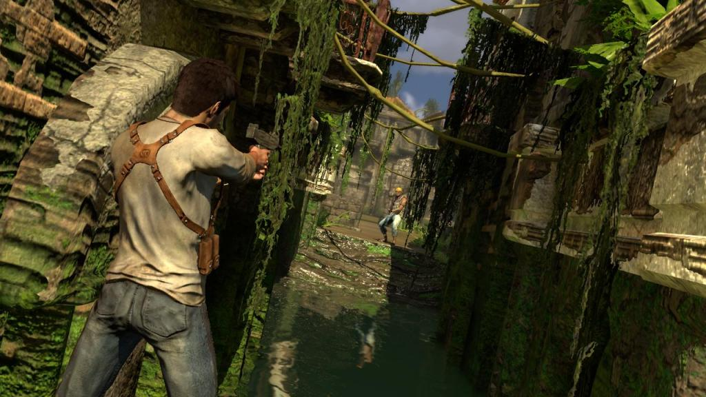 uncharted-gun-fight