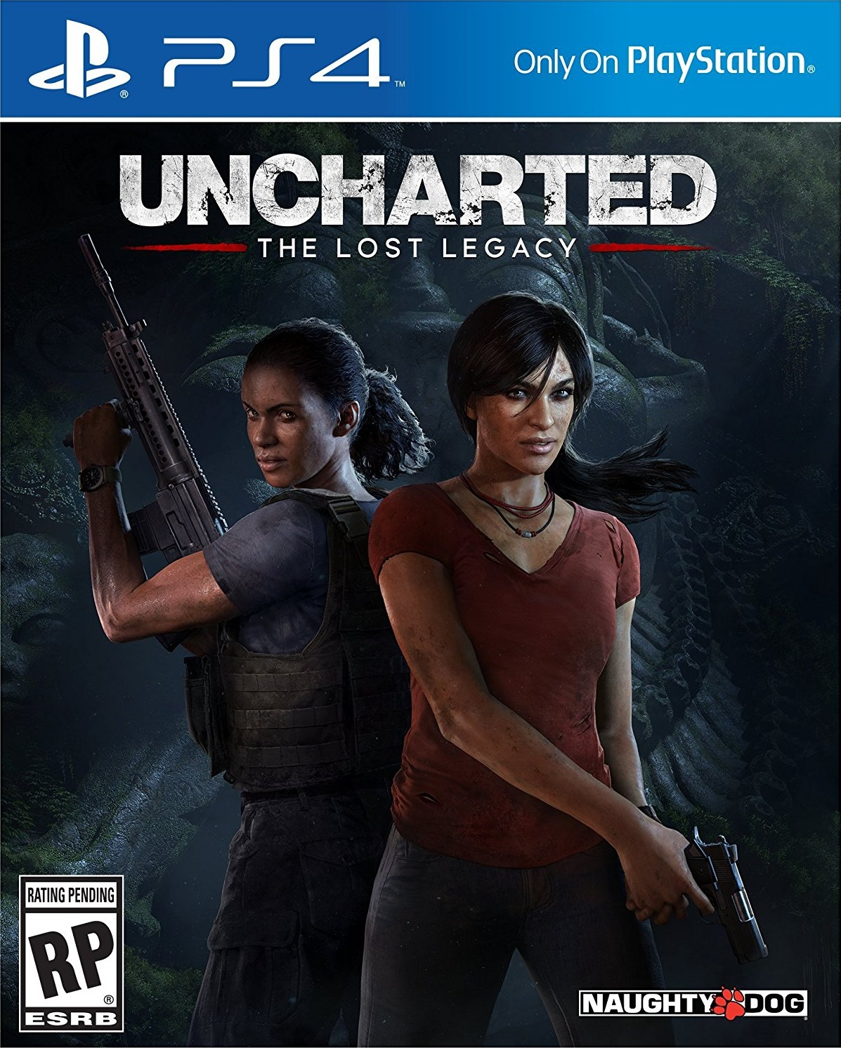 Uncharted The Lost Legacy Extra Life