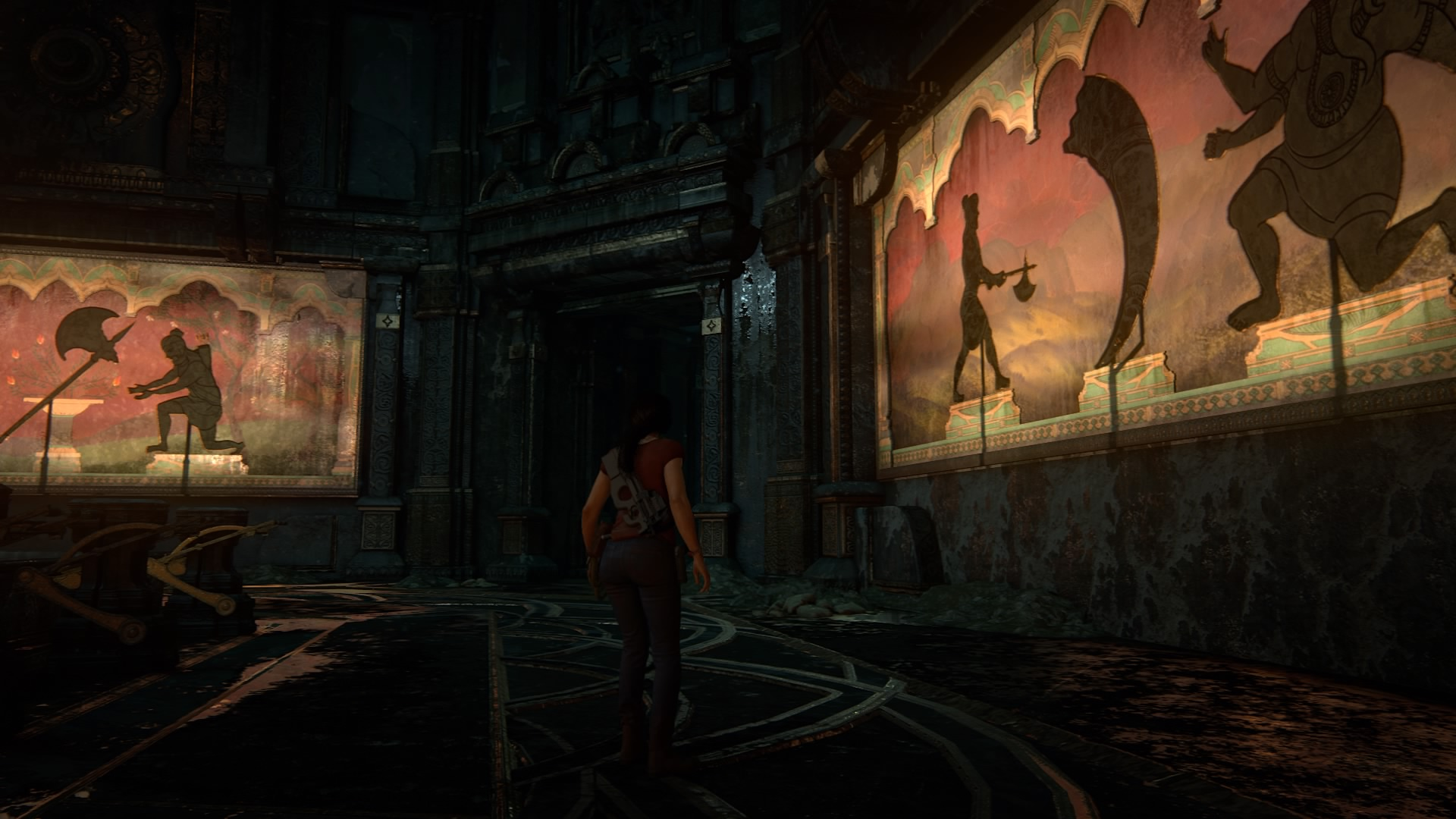 Uncharted The Lost Legacy Extra Life Ps4uncharted Reg 3 To Complement This New Development Puzzles In Stand Out From Any Of Previous Ones By Telling A Far More Vivid Story