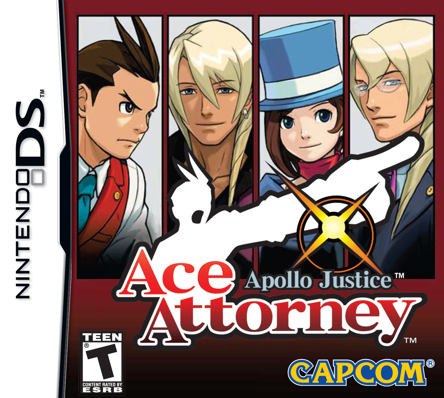 Apollo Justice Ace Attorney Extra Life