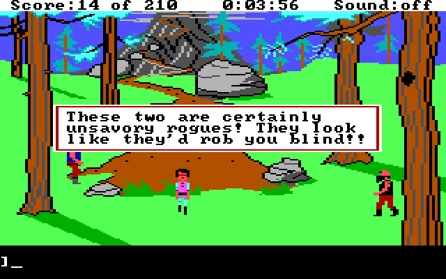 King S Quest Iii To Heir Is Human Extra Life