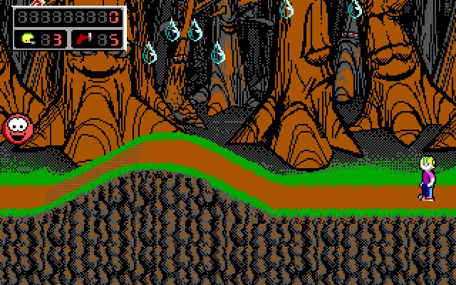 Commander Keen 4 - First Stage