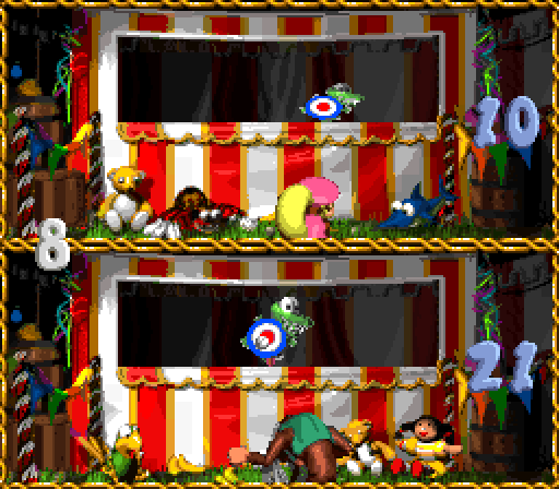 Donkey Kong Country 3 - Swanky's